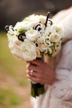 #wedding #bouquet #flower #bride  Floral Design by Quatre Coeur