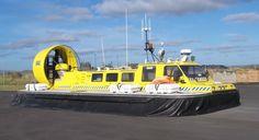 Auckland International Airport, Griffin 2000 TDX Hovercraft