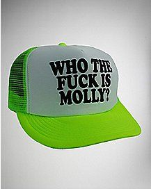 Who the Fuck is Molly Trucker Hat