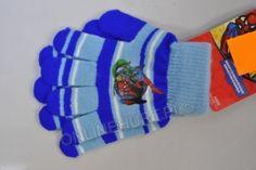 Rękawiczki dziecięce Spiderman 800-032  _A12