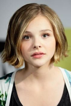 Chloe Moretz as Tris from Divergent...we already know she can kick ass.