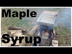 b1325c2e0f9 The Making of Maple Syrup From Just 7 Trees!