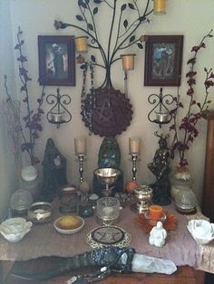 bedroom altars - Google Search