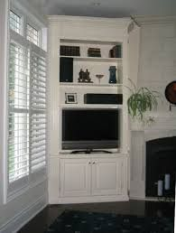 Image result for alcove corner tv units
