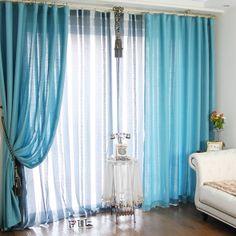 средиземноморский стиль - шторы