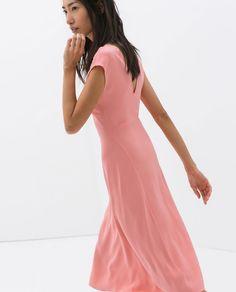 Collection printemps 2014 Zara, mannequin asiatique