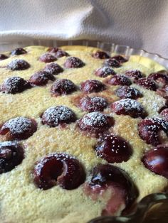 Cherry Clafoutis Cherry Clafoutis, Eat, Desserts, Summer, Food, Tailgate Desserts, Summer Time, Dessert, Summer Recipes