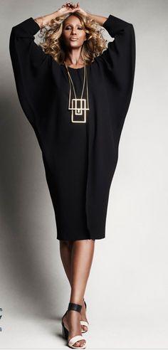 Snapshot: Iman by Victor Demarchelier for Net-A-Porter's The Edit Victor Demarchelier, Original Supermodels, Advanced Style, Black Models, Female Models, Women Models, Elegant, Ikon, Lady