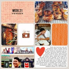 Project Life Week 21 by aguasgirl at @Studio_Calico