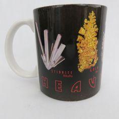 Heavy Metal Coffee Mug Funny Science Metals Coffee Mug Geologist Rock Hound #Scovil