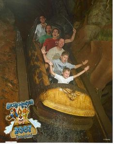 21 Hilarious Pics from Disney World's Splash Mountain «TwistedSifter