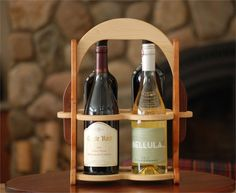 Handcrafted in Bellaire Michigan by WOODPECKING.LLC Each carrier is a unique artisan crafted piece. These are the wookmanship of an individual living in Northern Michigan inspired by the many local handcrafted breweries / brew pubs and wineries that surround our beautiful area. Serve in