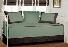 Greenland Home Brentwood Daybed Set, Blue Surf/Espresso *** Read more @ http://www.amazon.com/gp/product/B0091FF74Y/?tag=sweethomeimprovement-20&pza=190716233113