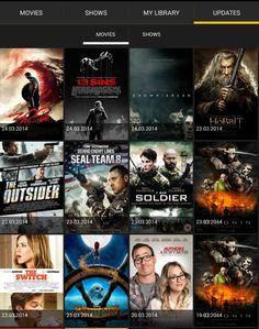 El Rincon Del Android: Mejores aplicaciones para ver películas y series gratis en Android. (2015)