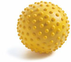 Amazon.com: Bumpy Ball (20cm) Massage Ball for Back Pain Relief: Sports & Outdoors