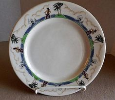 Illinois, Syracuse China, China Patterns, Train Station, Ruby Lane, Dinner Plates, Decorative Plates, Shops, Culture