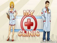 My Clinic  Android Game - playslack.com , You should become the supervising  administrator of your own policlinic. Employ your organizations, purchase tool, enhance hospital apartments. beginning  from an atomic comfortable clinic turn it into a big medical area in which it will be accomplishable to interact any illnesses. In the game there are group objects which will assist you to decorate your municipality and clinic, giving them, thereby, personality. The clinic time is completely in…