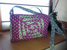 Diaper Bag, Bags, Fashion, Scrappy Quilts, Handbags, Moda, Fashion Styles, Diaper Bags, Mothers Bag