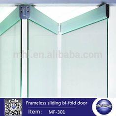 Source MP-FD8100A Glass folding door on m.alibaba.com