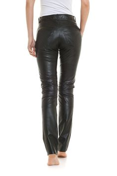 f539cad2c01d Pantalon Femme Last Rebels HELENA AG BLACK