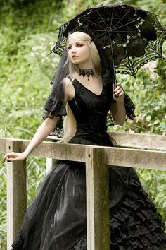 Black Bride - Stock by MariaAmanda.deviantart.com on @deviantART