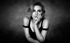 Scarlett Johansson Wallpaper.