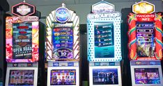 You can play a slot machine in Las Vegas before you've even reached baggage claim: there are tiny slots parlors in every terminal of McCarran International Airport. Once you pick up your rental...