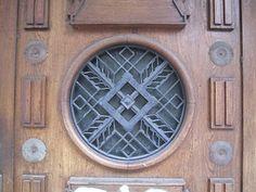 Doors of Prague detail