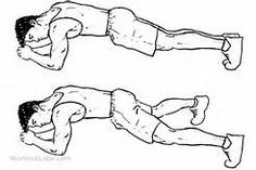 Plank leg stretch - - Yahoo Image Search Results