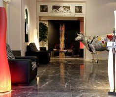 Hotel Petit Palace Art Gallery hat eine fantastische Lage im Stadtteil Salamanca