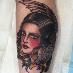 """therealjonftw: """" Had a super fun morning doing this one for Amanda. Thanks heaps mate!! I'm heading off on holidays with my family for a week, but if you'd like to make a booking I'll be back @tradition_tattoo_brisbane in a weeks time. Thanks..."""