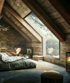 Shop attic idea?