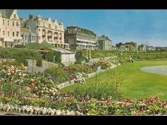 Hove seafront 1957