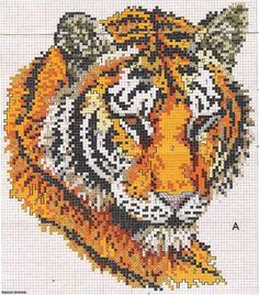 Thrilling Designing Your Own Cross Stitch Embroidery Patterns Ideas. Exhilarating Designing Your Own Cross Stitch Embroidery Patterns Ideas. Cross Stitching, Cross Stitch Embroidery, Embroidery Patterns, Cross Stitch Animals, Cross Stitch Flowers, Cross Stitch Charts, Cross Stitch Patterns, Pixel Art, Beaded Cross