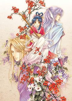The story of Saiunkoku