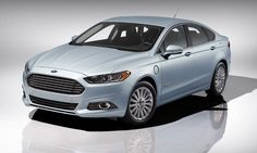Ford Fusion Energi Hybrid! Love it! This will be my new ride, I hope. ;)