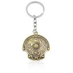 DOTA 2 Aegis of Champions Keychain