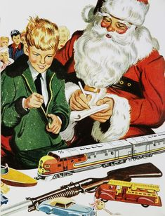 Vintage Xmas Advertisements of the 1950s (Page 3)