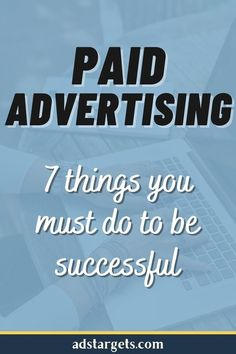In this post, you'll learn a step-by-step guide to making your advertising campaign a success. #onlineadvertising Online Advertising, Advertising Campaign, Advertising Ideas, Creative Advertising, Advertising Design, Trust Issues, Google Ads, Call To Action, Target Audience