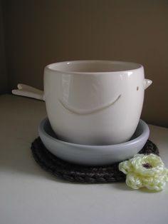 bird planter - mug inspiration!