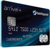 Barclaycard Arrival Plus™ World Elite MasterCard® - *Chip & PIN credit card!*