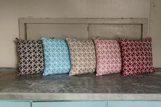 Aapiste - Design by Riikka Kaartilanmäki Cushions, Collections, Throw Pillows, Bed, Home, Design, Toss Pillows, Toss Pillows, Stream Bed
