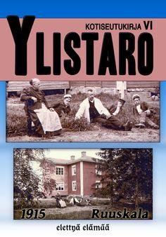 Ylistaro Kotiseutukirja VI - 2015.