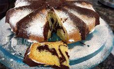 Torta bigusti limo-cioccolata - ricetta senza burro.  Dairy-free lemon-chocolate cake
