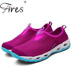 Fires Women's Climbing Shoes Summer Men Outdoor Hiking Shoes Sneakers Breathable Creek shoes Unisex Sports Sandals Water Shoes Price: 25.48 & FREE Shipping #staysafe #practicesafetyguidlines #fashion #sport #tech #lifestyle Trail Running Shoes, Running Sneakers, Hiking Shoes, Shoes Sneakers, Sketchers Shoes Women, Climbing Shoes, Sport Sandals, Water Shoes, Summer Shoes