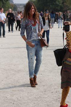 oh la la:Paris fashion week 2014 | mytenida en stylelovely.com