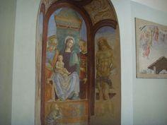 Cenacolo di Fuligno - Firenze - Giovanni da San Giovanni - Tabernacolo