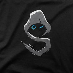 Collaborated with my team to create a new Brand Identity for SHROUD. Really excited to so debut his new apparel collection soon. Team Logo Design, Game Ui Design, Design Art, Graphic Design, Assassin Logo, Hacker Logo, Clothing Logo Design, Sports Jersey Design, Avatar Picture