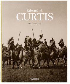 Edward S. Curtis. Los indios de Norteamérica. Taschen