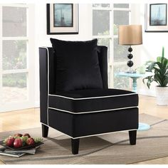 Lyke Home Benjamin Accent Chair